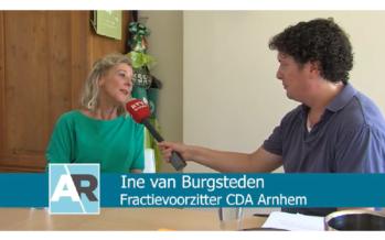Ine van Burgsteden (CDA) irriteert zich aan 'prime time politiek' van collega raadsleden