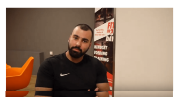 Arnhem is een fitness vlogger rijker