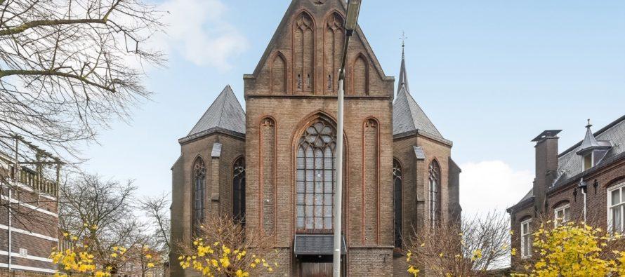 Grote kerk in Klarendal ook verkocht voor nieuwbouw woningen