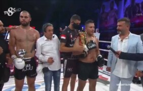 Arnhemmer Tiren wint prestigieus kickboks toernooi
