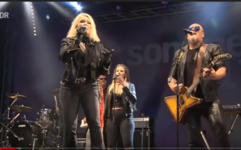 Kim Wilde naar concert in Arnhem