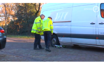 Kind aangereden door veel te grote bestelbus in Arnhem
