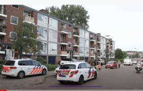 Kind (3) in Malburgen valt vanuit balkon en niet uit raam