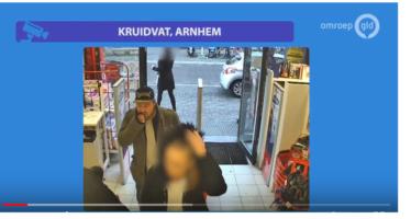 Crimineel uit Arnhem steelt voor 150 euro aan deodorant bij Kruidvat