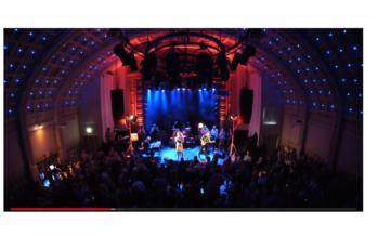Luxor Live geeft jaarlijks een verjaardagsfeestje