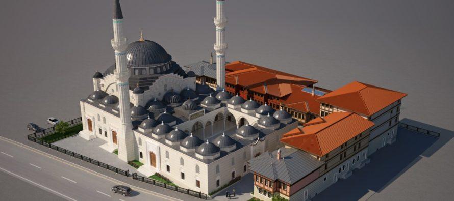 Milli Görüş bouwt megamoskee voor 32 miljoen euro