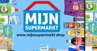 Online website Mijn Supermarkt serieuze concurrent voor Albert Heijn
