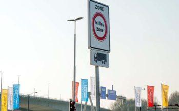 Dieselauto's van voor 2004 mogen Arnhemse binnenstad niet meer in