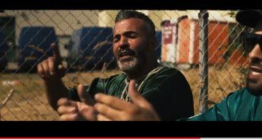 Bekende Arnhemmer Ouali ook te zien in filmpje Ali B