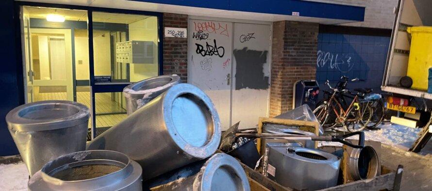 Criminelen veel geld kwijt na ontdekking flatkwekerij in Arnhem