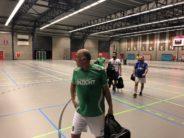 Ondanks vijf treffers Niyazi Dinc verliest FC Dinc met 6-18