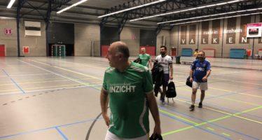 Niyazi Dinc scoort gewoon negen keer tegen AFC Garage Arnhem