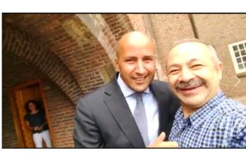 Filmpje 'Orhan Baba' en Ahmed Marcouch al 22.000 keer bekeken