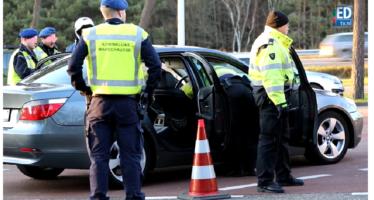 Mega-controle op snelwegen bij Duitse grens