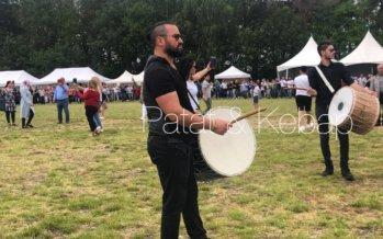 Wereldrecord 'Grootste Halay' verbroken tijdens Posof Seyranı