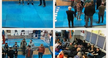 MeetUp 026 georganiseerd door Yes&You, Miranda van der Steen @ Boxing By Kasap
