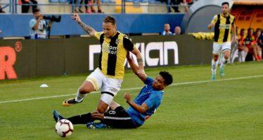 Vitesse speelt gelijk tegen FC Viitorul in Roemenie (VIDEO)
