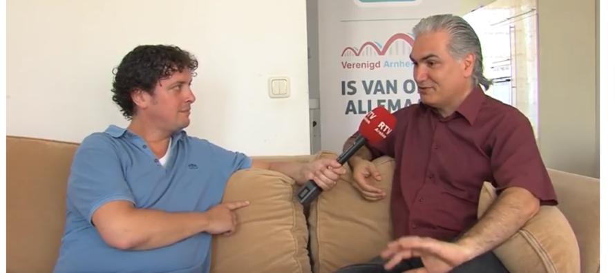 Arnhem Report 'Op reces met' Kürșat Bal