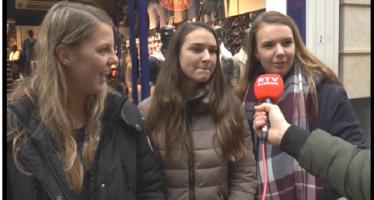 BEELDEN 'Racistische' reacties van Arnhemmers over kleur Zwarte Piet