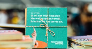 Kunst- en cultuurfestival Ruimtekoers maakt wijk leefbaarder
