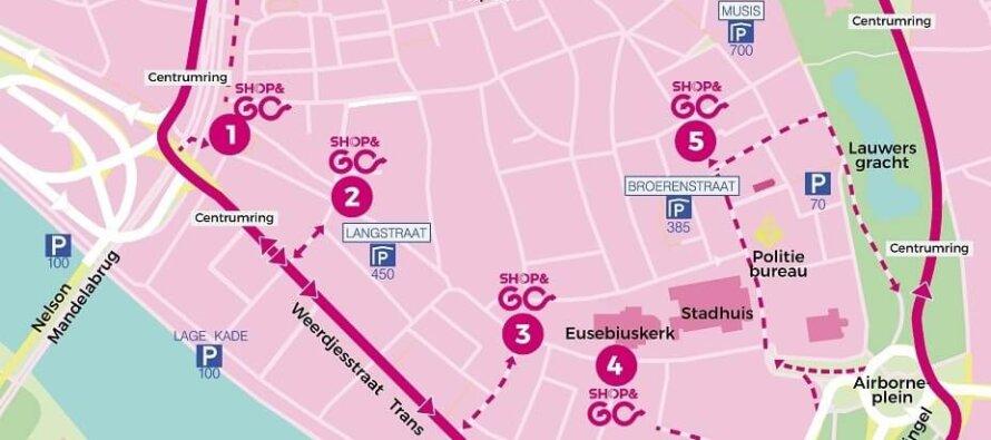 Nieuw in Arnhem: Snel Flitsparkeren met Shop and Go