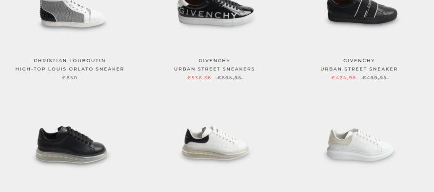 Hoezo coronacrisis? Deze sneakers kosten nog steeds 800 euro