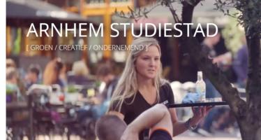 Website Arnhem Studiestad maakt nieuwe studenten wegwijs in Arnhem