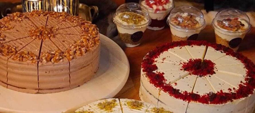 Sweets  by Charra levert nu ook taarten aan lunchroom Comedor