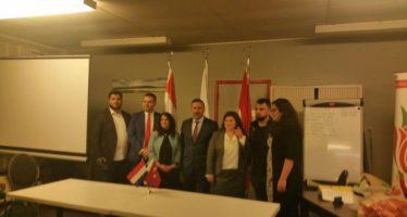 Aziz Zeyrek herkozen als voorzitter Turkse ondernemersvereniging