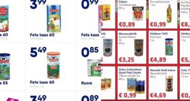 Mert Markt komt met extra korting tijdens Turkse supermarktoorlog