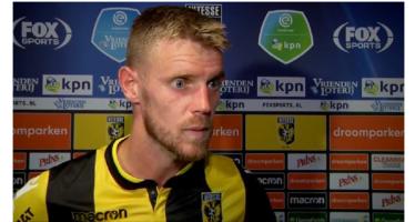 Nabeschouwing en beelden wedstrijd Vitesse vs FC Groningen