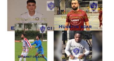 Derde elftal SC Veluwezoom verrast met interessante transfers