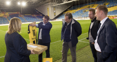 Vitesse en Sports Alliance verlengen samenwerking