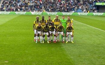 Vitesse presenteert hernieuwde visie: 'Believe in More'