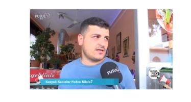 Waarom zijn vrouwen uit de Turkse stad Konya heel erg dik?