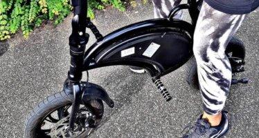 Wijkagent maakt bekend waarom elektrische step direct in beslag is genomen