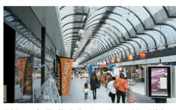 'Viespeuk' valt caissières lastig bij winkelcentrum Presikhaaf