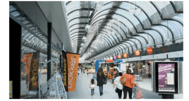 'Viespeuk' winkelcentrum Presikhaaf krijgt winkelontzegging