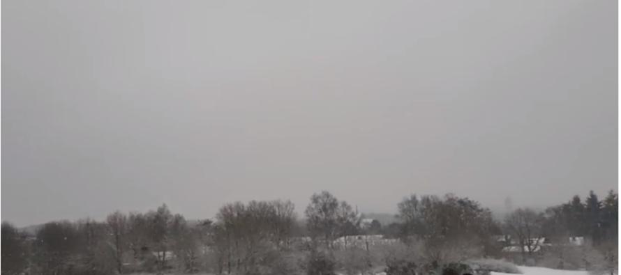Arnhemmer maakt unieke sneeuwbeelden van een 'White Arnhem'